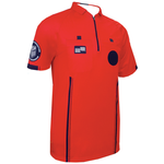 USSF Pro Referee Jersey S/S [Red]