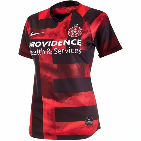 Womens Portland Thorns 2019 Home Jersey