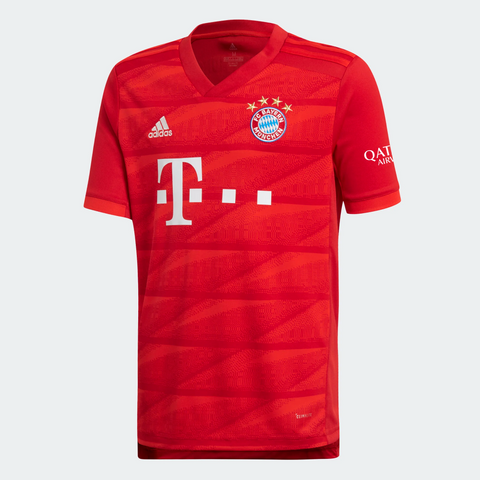 Youth FC Bayern Munich 2019/2020 Home Jersey