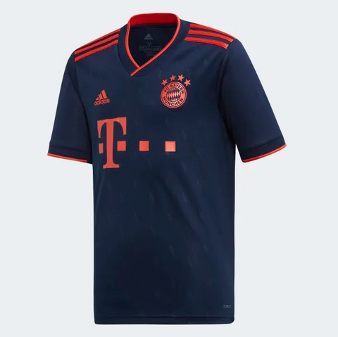 Youth FC Bayern Munich 2019/2020 Third Jersey