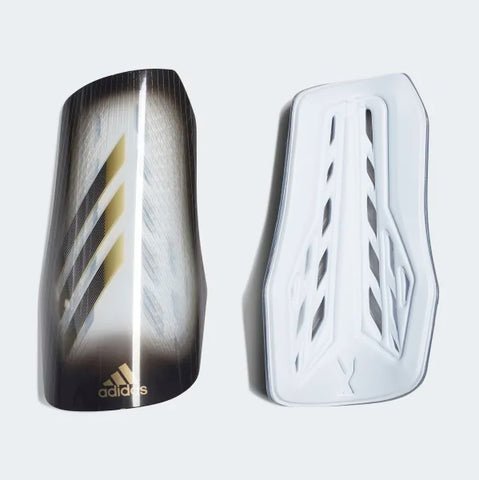 X SG League Shin Guard [Blk/Gld]
