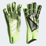 Predator 20 Pro Goalkeeper Gloves [Green/Black]