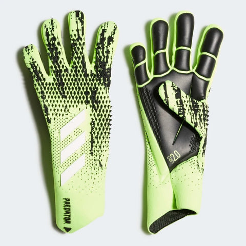 Predator Pro GK Gloves [Green/Black]