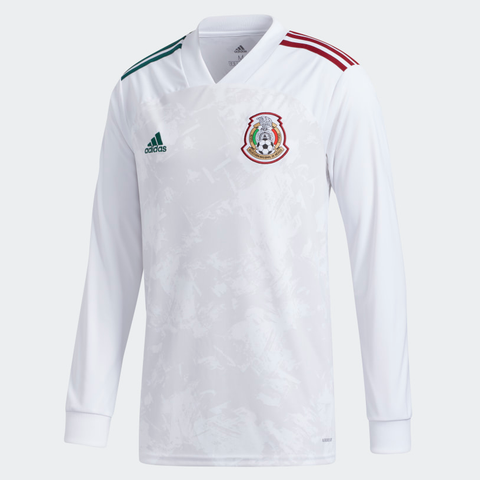 Mexico 2020 Away Jersey Long Sleeve