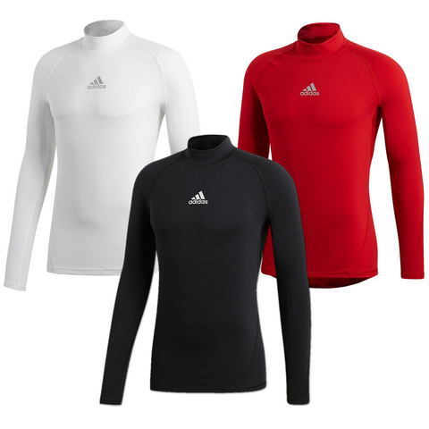 Men's Alphaskin Climawarm Long-Sleeve Top [3 colors]