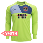 Capital FC Keeper Jersey Youth