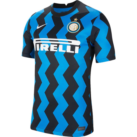 Inter Milan 2020/21 Stadium Home Jersey