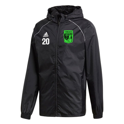 Tongass Timbers Rain Jacket [Adult]