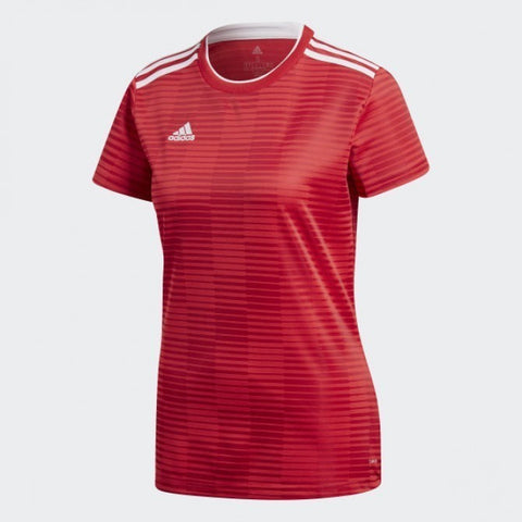 Women's Condivo 18 Jersey [Red]