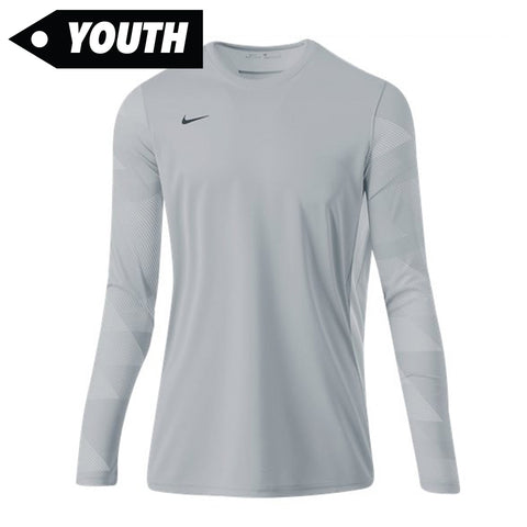 Youth Dry LS US Park IV Goal Keeper Jersey [Grey]