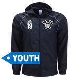 Timber Barons Rain Jacket-Youth