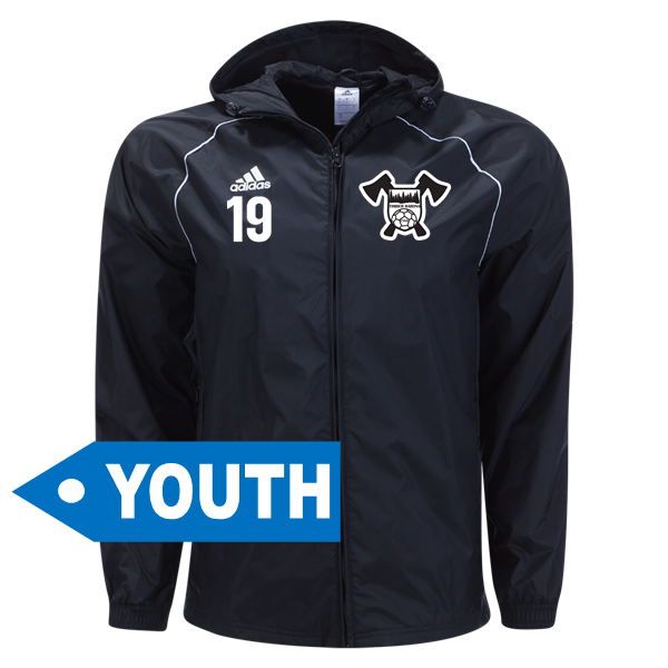 Timber Barons Rain Jacket Youth