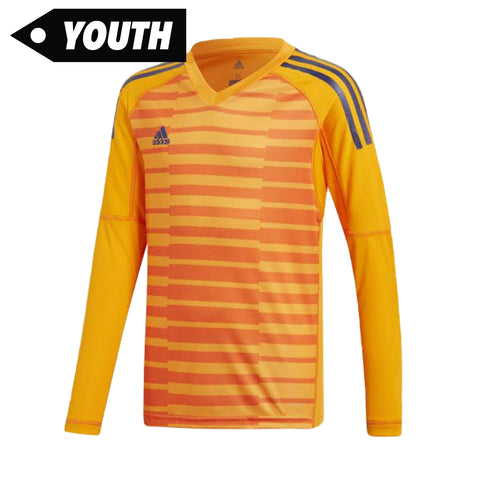 Youth AdiPro 18 Goalkeeper Jersey [Orange]