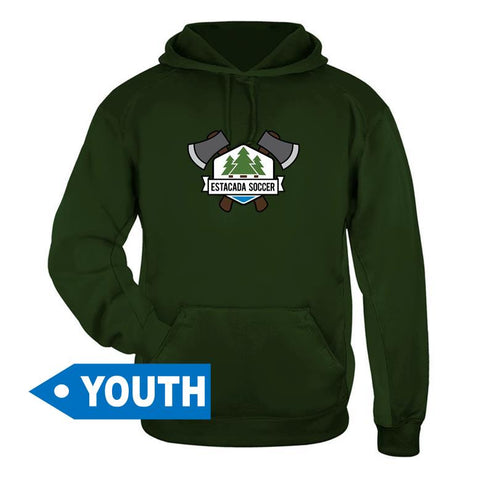 Estacada SC Hooded Sweatshirt Youth