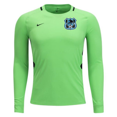 Cuervos FC Keeper Jersey [Adult]