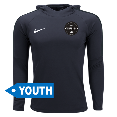 Boise Thorns Hoodie-Youth
