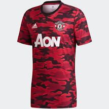 Manchester United 2020/21 Pre-Match Jersey