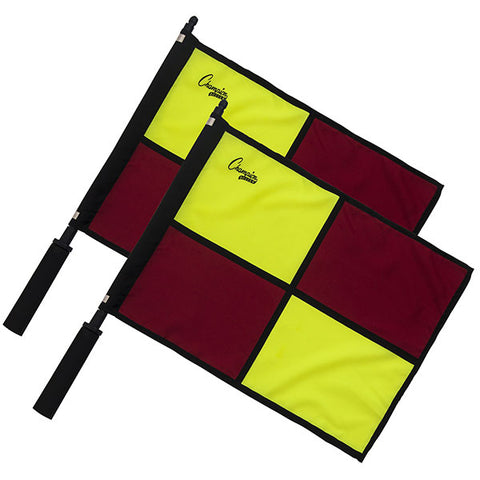 Pro Swivel Linesman's Flag Set