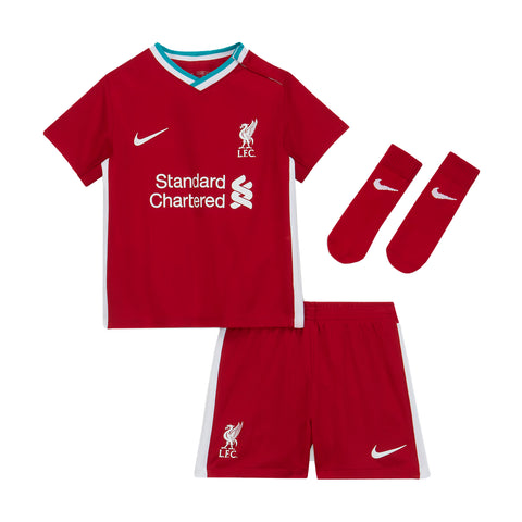 Baby/Toddler Liverpool FC 2020/21 Home Mini Kit
