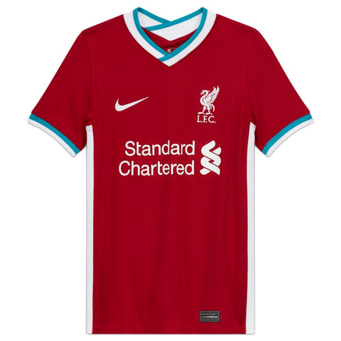Youth Liverpool FC 2020/21 Stadium Home Jersey