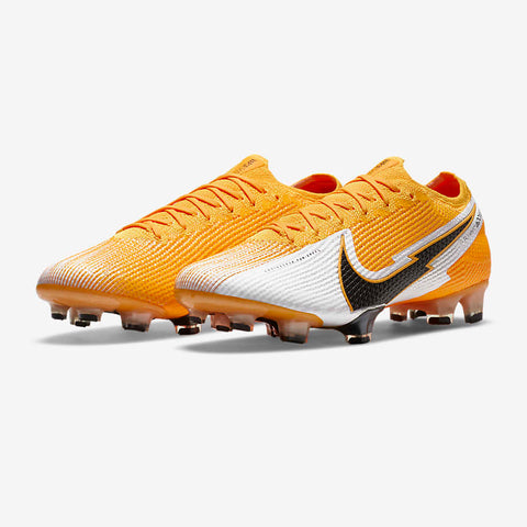 Mercurial Vapor 13 Elite FG [Orange/White]