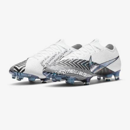 Mercurial Vapor 13 Elite MDS FG [White/Black]
