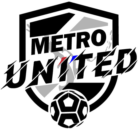 Metro United Supporters Logo Magent