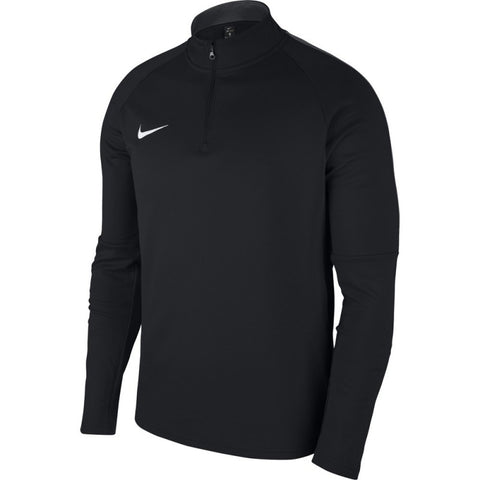 Youth Academy 18 Drill Top 1/4 Zip [Black]