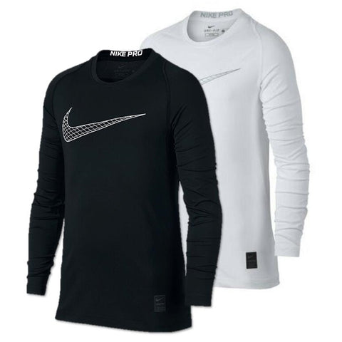 Youth Pro Long Sleeve Training Top [2 colors]