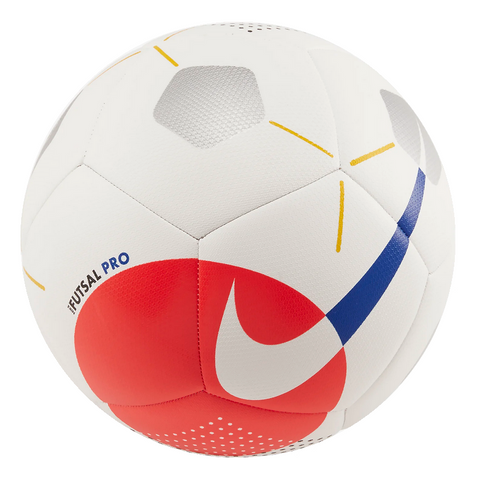 Nike Pro Futsal Ball [White/Red]