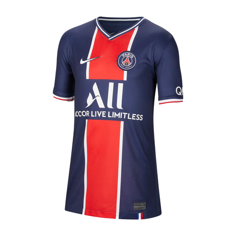 Paris Saint-Germain 2020/2021 Stadium Home Jersey