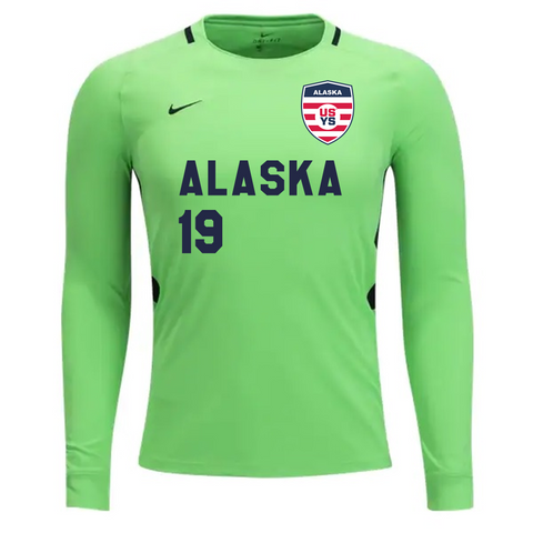 Alaska ODP Keeper Jersey [Men's]