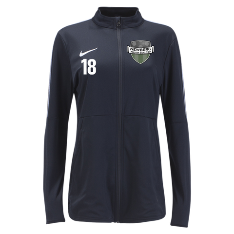 Newberg Warmup Jacket [Women's]