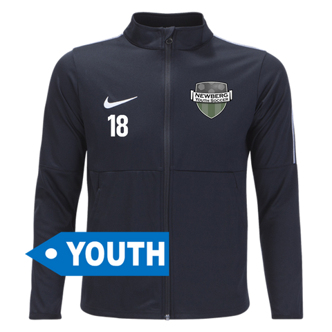 Newberg Warmup Jacket [Youth]