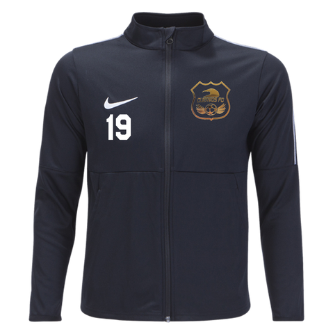 Cuervos FC Warmup Jacket [Men's]