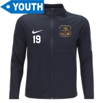 Cuervos FC Warmup Jacket [Youth]