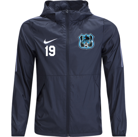 Cuervos FC Rain Jacket [Men's]