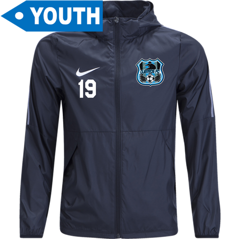 Cuervos FC Rain Jacket [Youth]