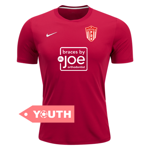 Rose City United Rec Jersey-Youth