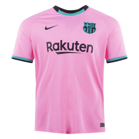 Youth FC Barcelona 2020/21 Stadium Third Jersey