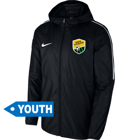 North Clackamas Rain Jacket-Youth