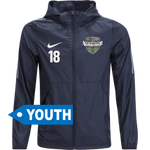 Newberg Rain Jacket [Youth]