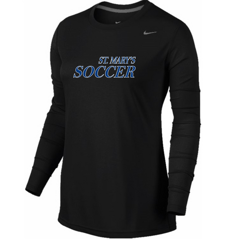 St. Mary's Academy Long-Sleeve Drifit