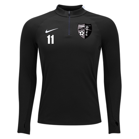 Oregon Trail FC Quarter-Zip Top Youth