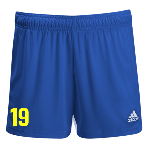 Chugiak SC Shorts-Womens