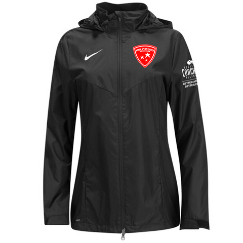 Hollywood SC Coach's Rain Jacket [Women's]