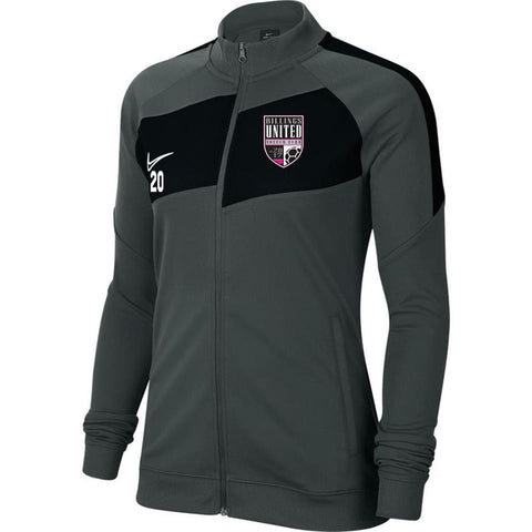 Billings United Thorns Warm-Up Jacket [Women's]