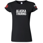 Alaska Thorns Fan Tee [Women's]