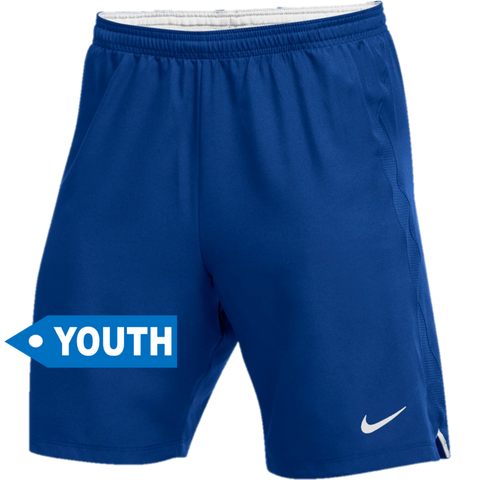 Oregon United FC Royal Blue Short [Youth]