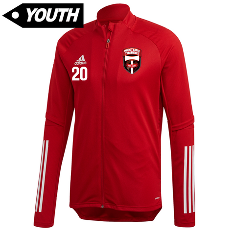 Westside Timbers 2020 Warmup Jacket [Youth]